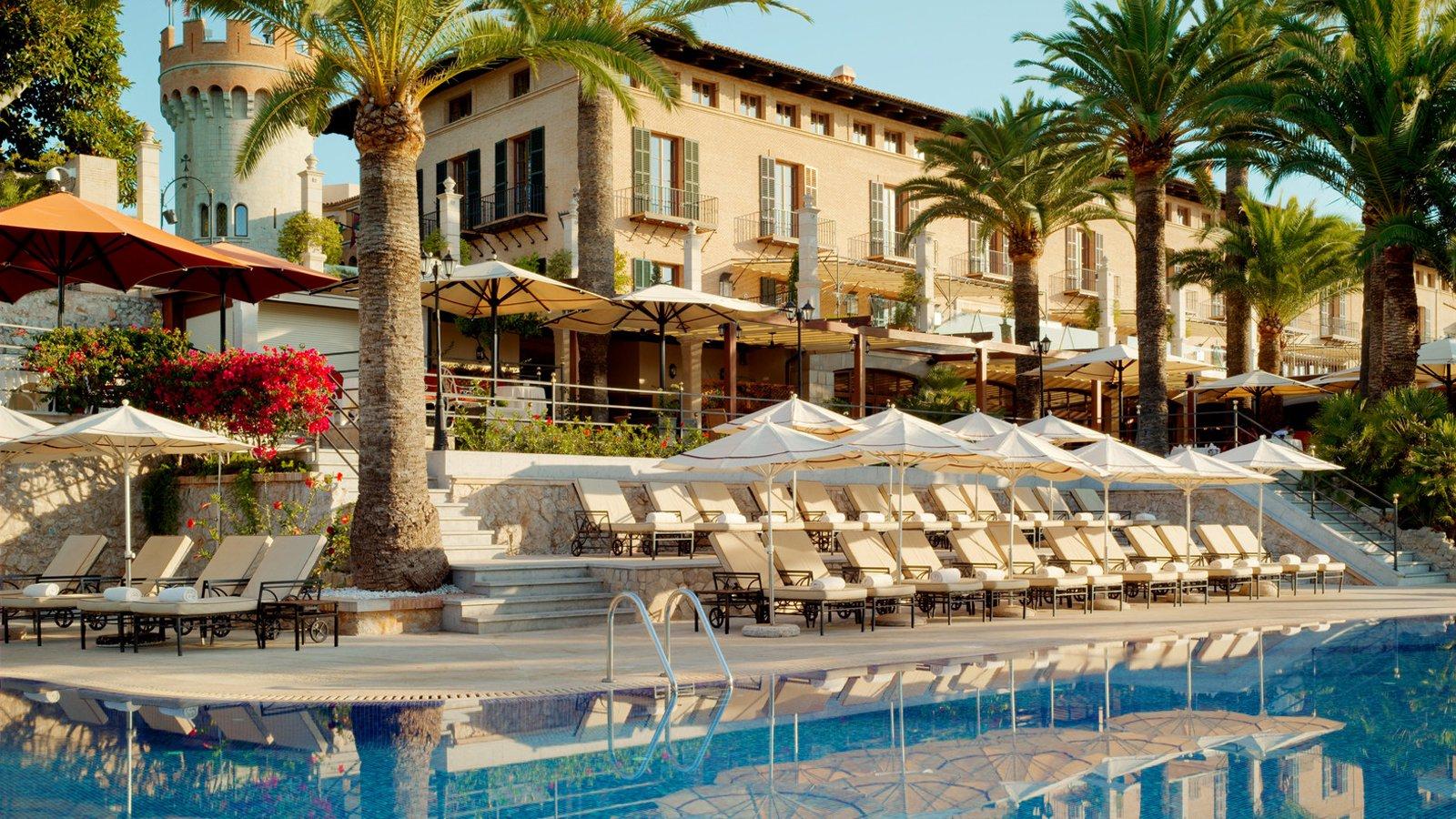 Styletravel mallorca castillo hotel son vida for Style hotel mallorca
