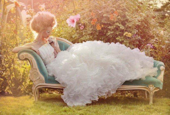 f4d003dd5e Menyasszonyi álom, álom menyasszony