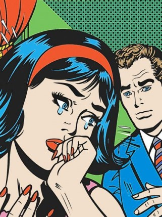 TELI SZÁJJAL BESZÉL: Ha háromszor szóltál már neki, hogy nem érted mit mond, és még kindig nem érti, akkor hagyd a.