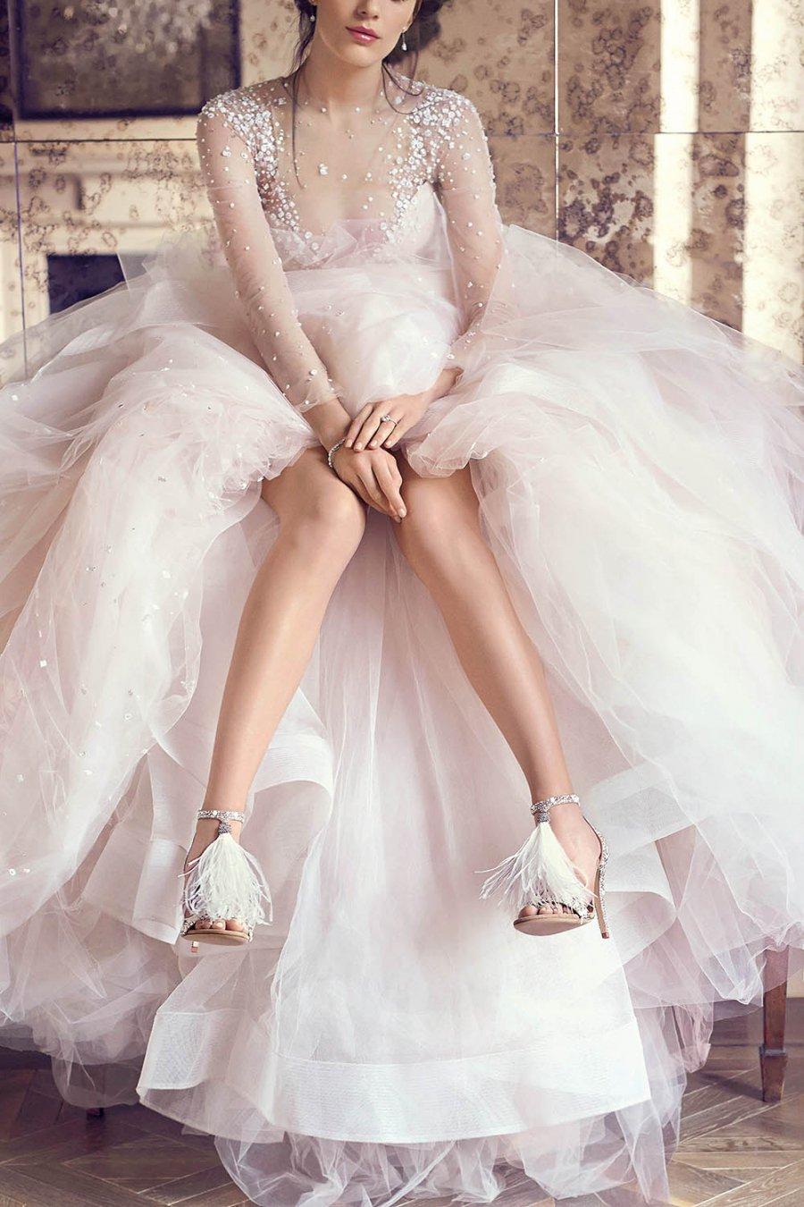 Esküvő: Jimmy Choo menyasszonyi kollekciója