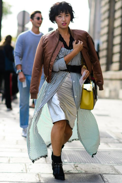 3b00b5e8d1 Párizs örökre a divat szerelmeseinek városa marad. Meg a fényé!